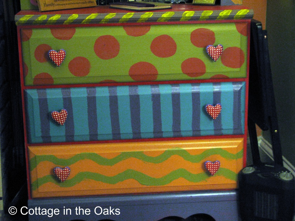 Painted Ikea Furniture Cottage In The Oaks