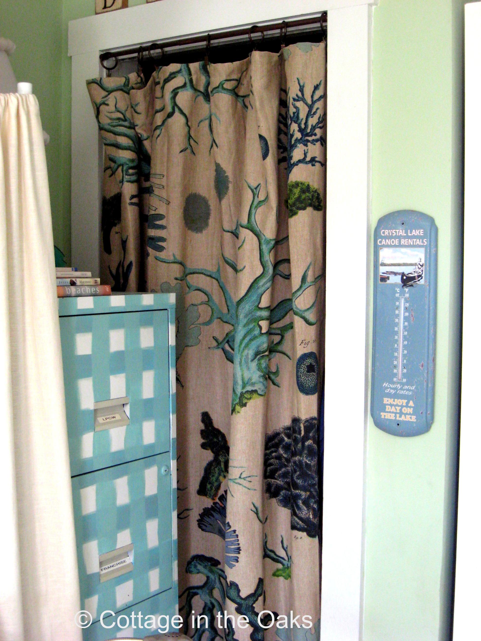 louver doors be gone cottage in the oaks. Black Bedroom Furniture Sets. Home Design Ideas