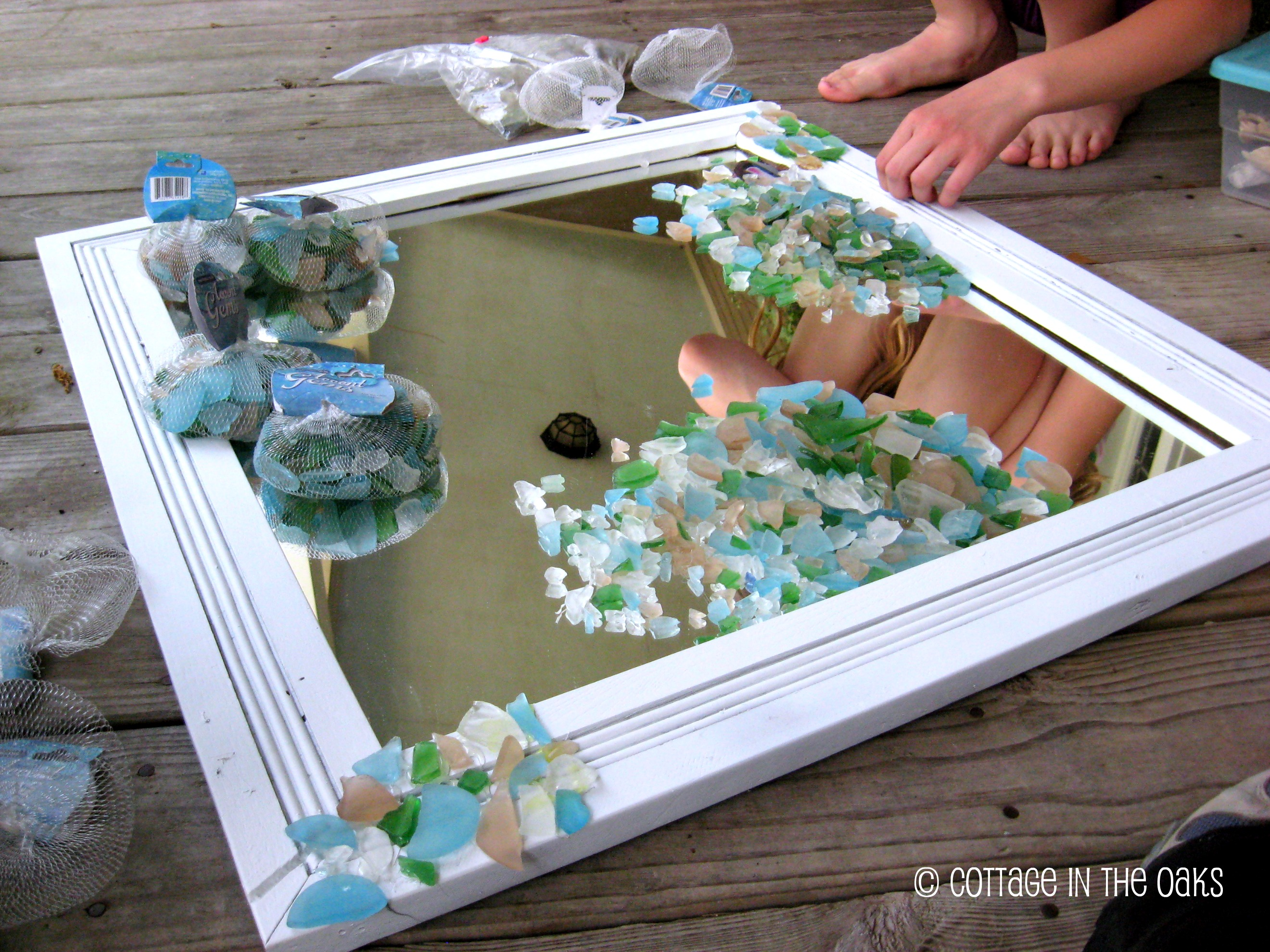 How to Paint a Mirror