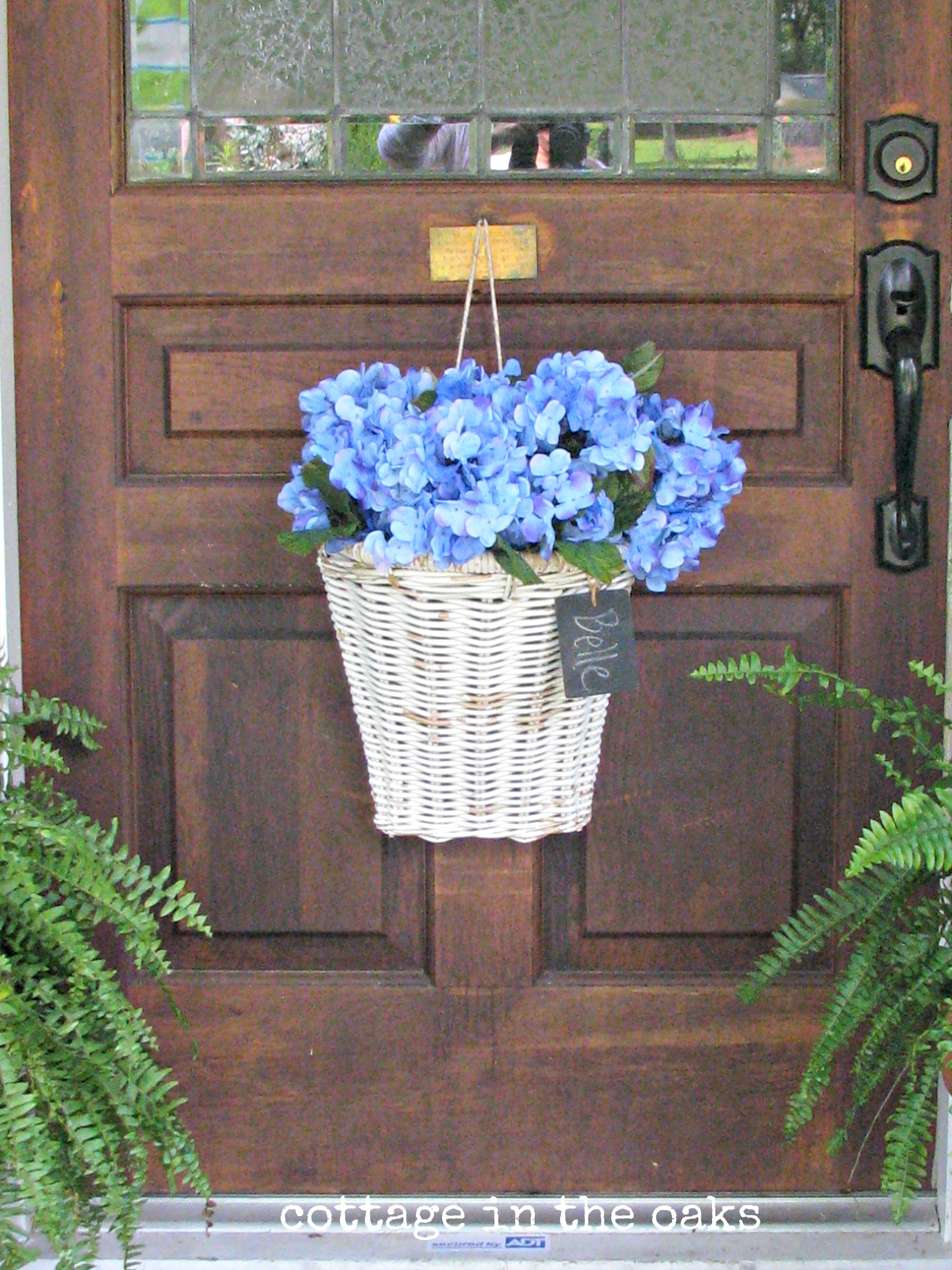 Summer Front Porch...... - Cottage in the Oaks