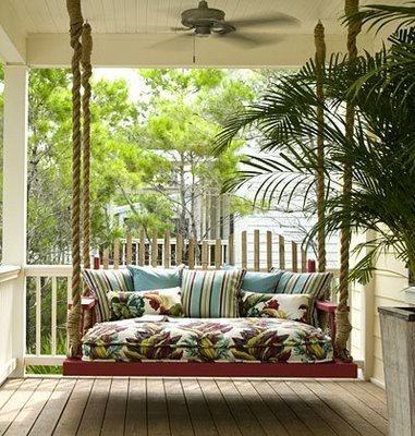 sleeping porches