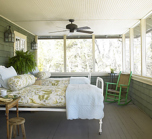 Dreaming Of Sleeping Porches Cottage In The Oaks