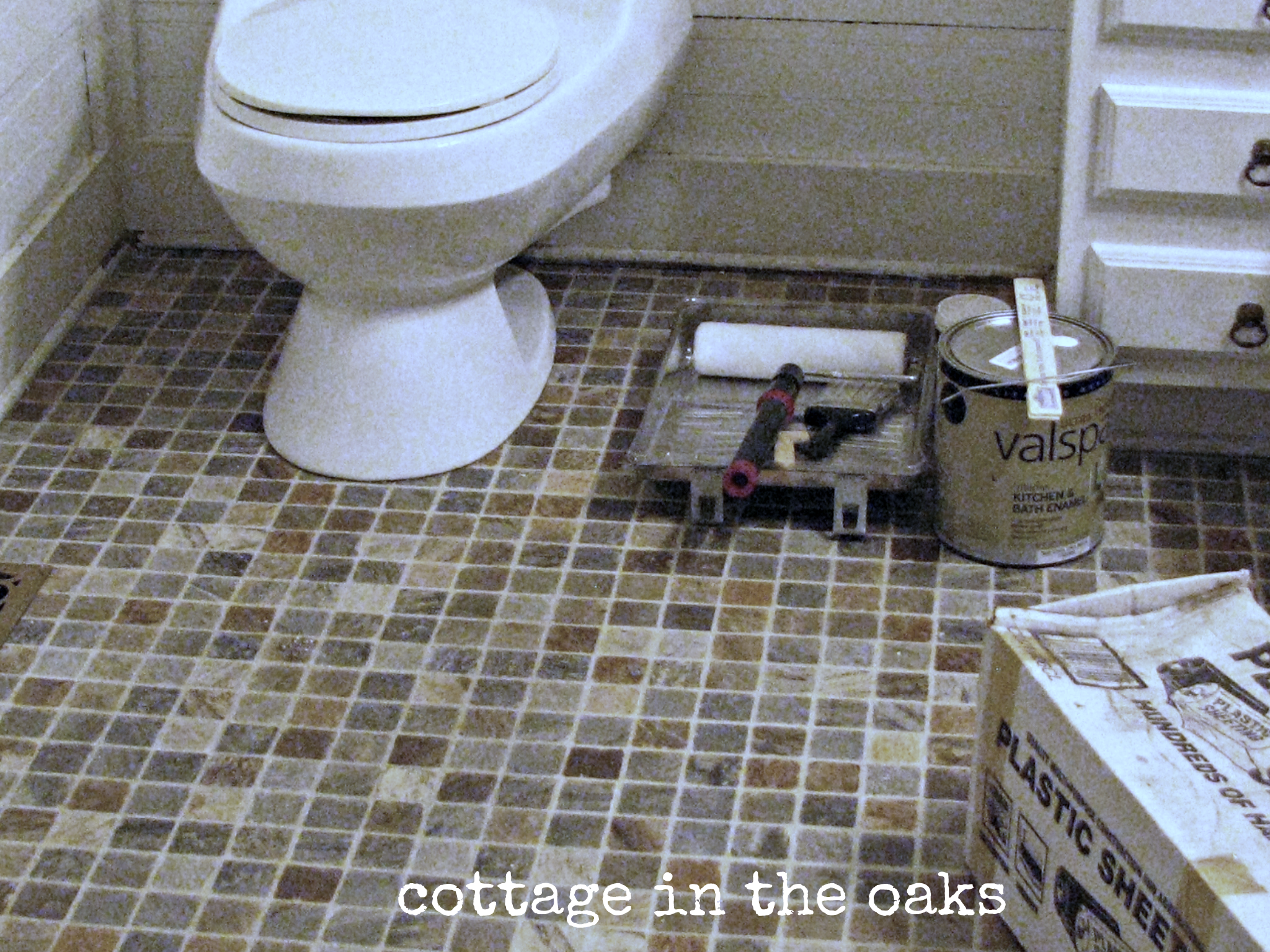 master bathroom renovation - Bathroom Redo