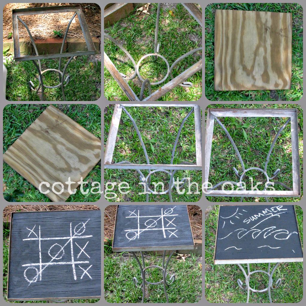 Diy Chalkboard Or Diy Chalk Board