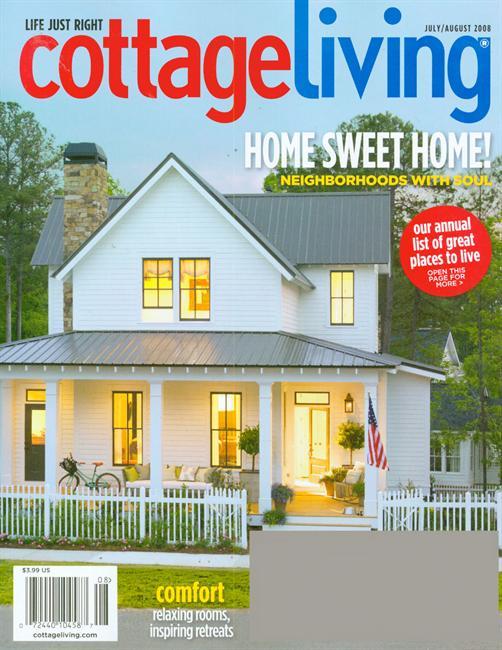 cottage living magazine