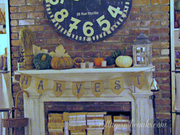 ways to decorate a mantle