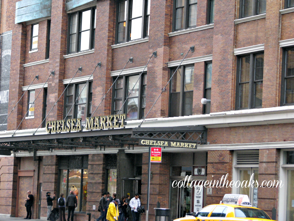 chelsea market front