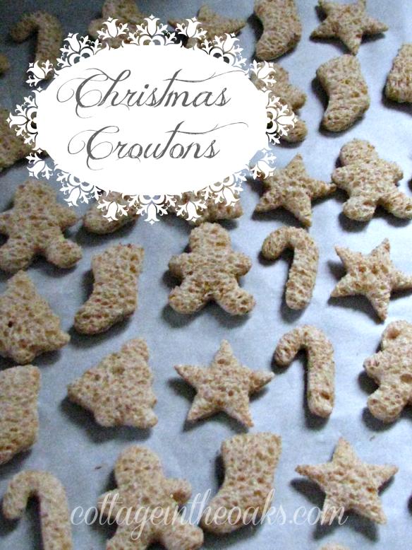 christmas croutons 2