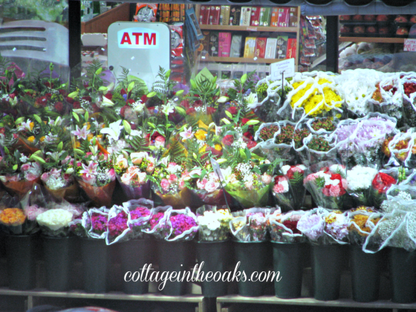 flower market in nyc
