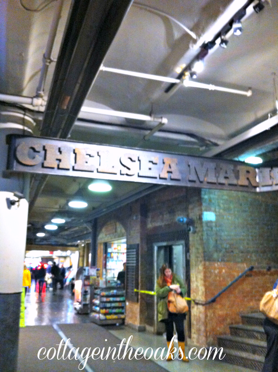 food network at chelsea market