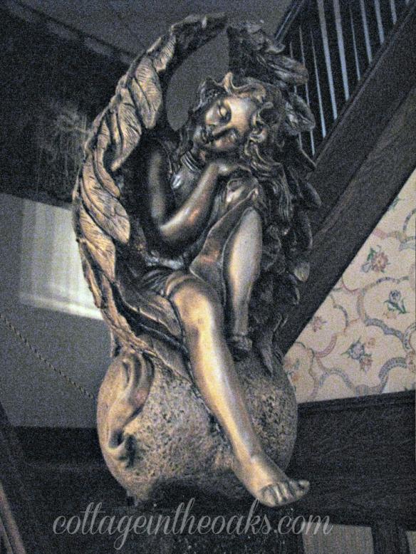 stairway finial
