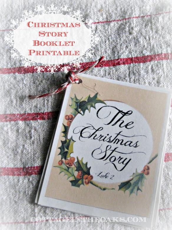 the christmas story free printable