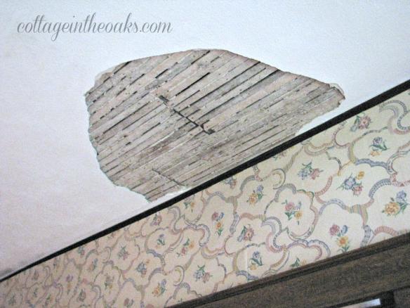 vintage ceiling