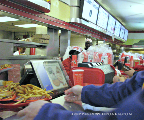 The Varsity Counter, Atlanta